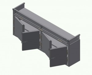 Cupboard; Overhead, 100256