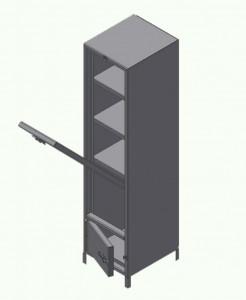 Food Cabinet, 100250